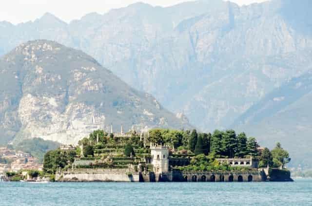 Isola Bella, Lago Maggiore, Italië - mamaliefde