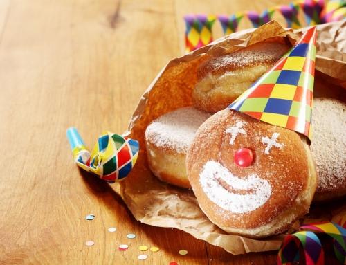 Typische carnavals gerechten en hapjes om te eten met recepten