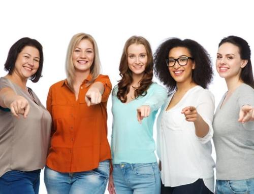 Powervrouwen op nationale vrouwendag