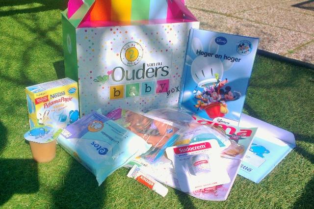 Inhoud Ouders Van Nu Zwanger Babybox Etos Mamaliefde