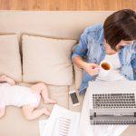 Eerste werkdag na zwangerschapsverlof - Mamaliefde.nl