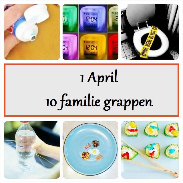 1 april grappen voor kinderen- Mamaliefde