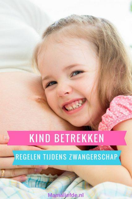8 Tips om je kind te betrekken bij de zwangerschap en voor te bereiden op de komst van een baby - Mamaliefde.nl