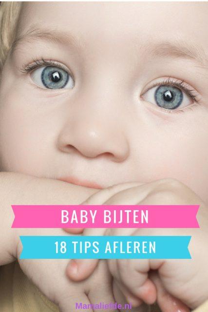 Als je baby of kindje zich niet begrepen voelt kan het bijten, vaak is het een vorm van onmacht. Of speelt er iets anders. 18 tips om bijten afleren - Mamaliefde.nl