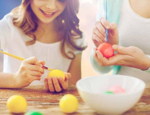 Paaseieren schilderen; tips ideeën voor versieren en verven van eieren voor Pasen