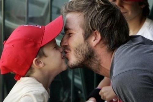 awesome celebrity's with kids - mamaliefde