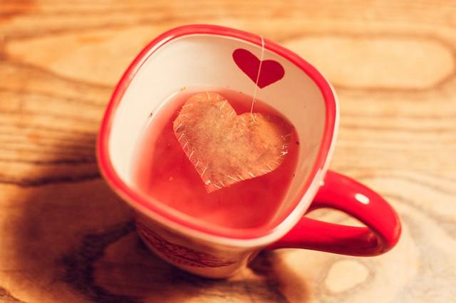 Moederdag ontbijt: hartvormige zakjes - mamaliefde