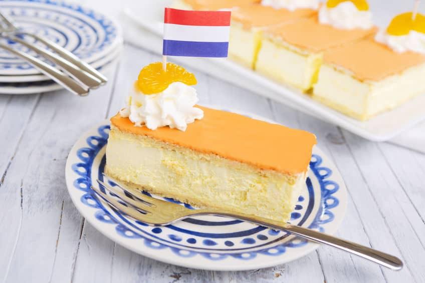 Oranje snacks, hapjes en drankjes voor Koningsdag, EK, WK of Olympische spelen!