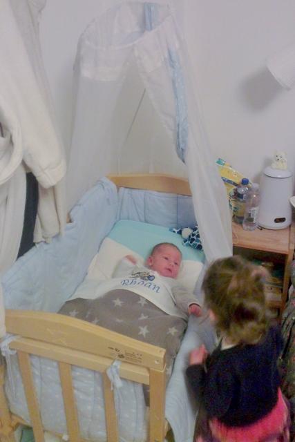 Natuurlijk ouderschap; co-sleeping - mamaliefde