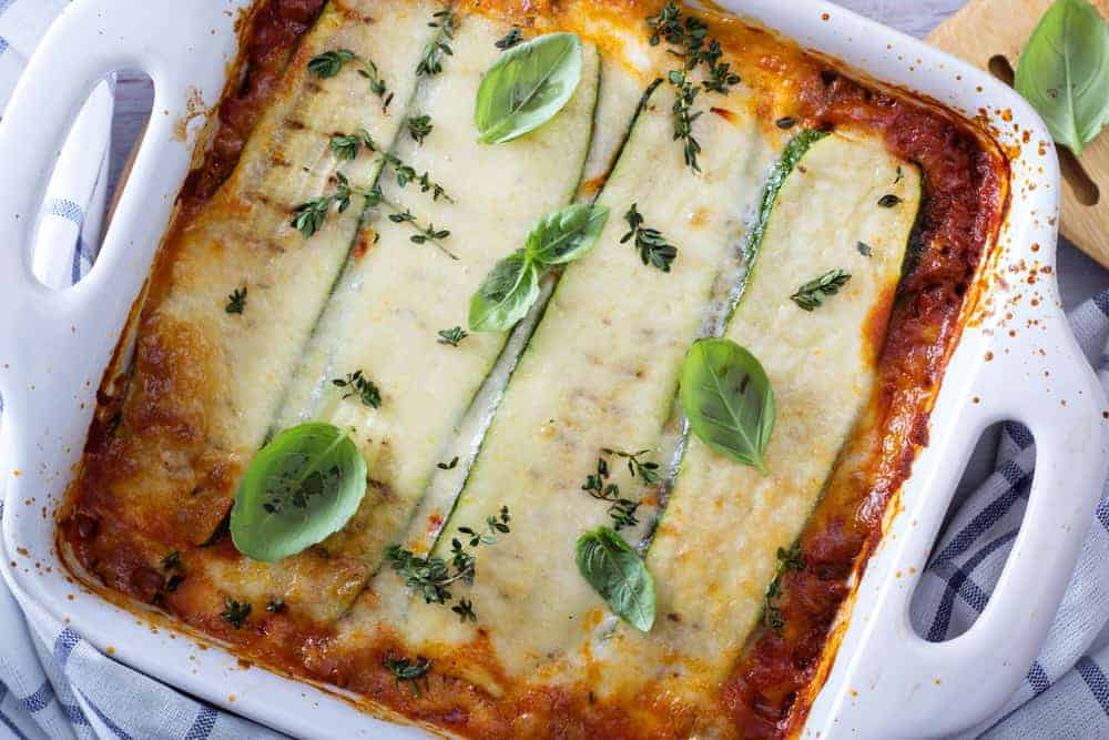 Recept: Aubergine lasagne - Mamaliefde.nl