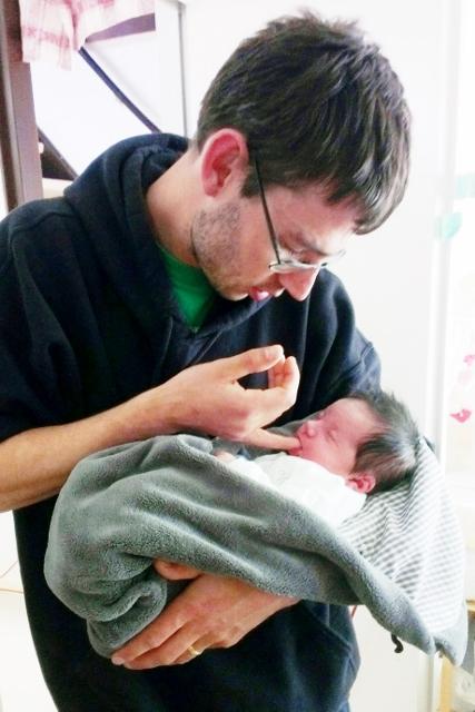 Natuurlijk ouderschap: babytaal - mamaliefde