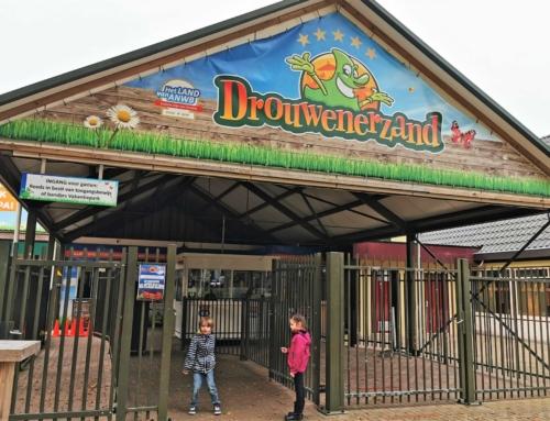 Attractiepark Drouwenerzand in Drenthe met kinderen