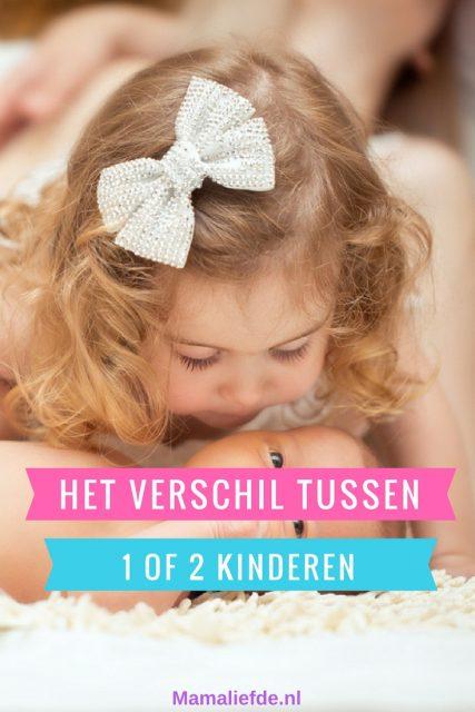 Of je nu een kind hebt, of twee kinderen, de overgang van 1 naar 2 kinderen kan best even wennen zijn. Het is niet alleen een extra mondje om te voeden en zorgt regelmatig voor twijfel - Mamaliefde.nl