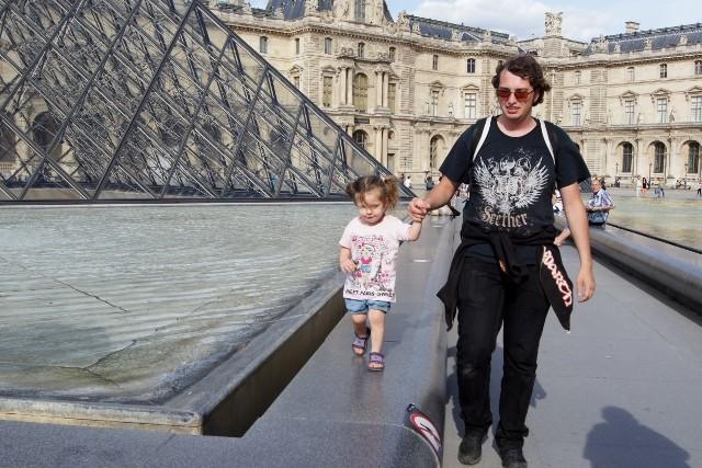 Fotoverslag dagje Parijs met een peuter - Mamaliefde