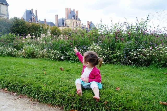 Fotoverslag Fontainebleau Frankrijk - Mamaliefde