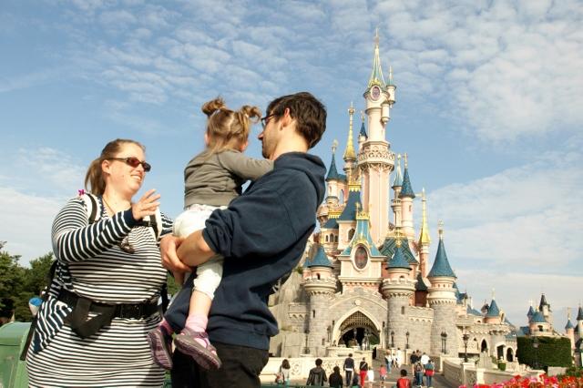 Disneyland met kinderen
