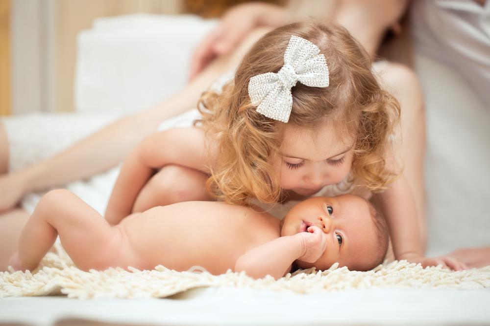 Het verschil tussen 1 of 2 kinderen - Mamaliefde.nl