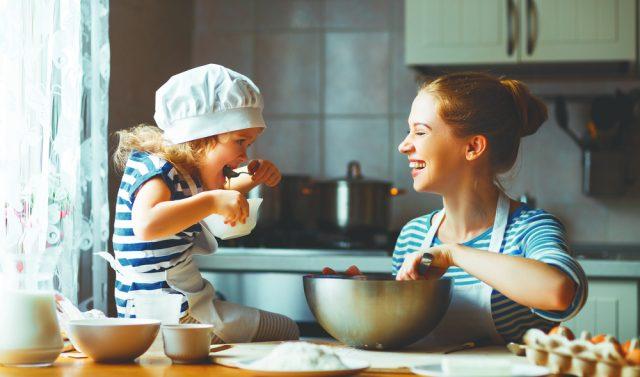Kookboek voor kinderen met kinderrecepten; voor baby's, peuters of zelf koken- Mamaliefde.nl