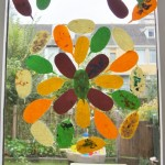DIY: Herfst raamdecoratie - Mamaliefde