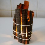 DIY: Kaarslichtje met kaneel - Mamaliefde