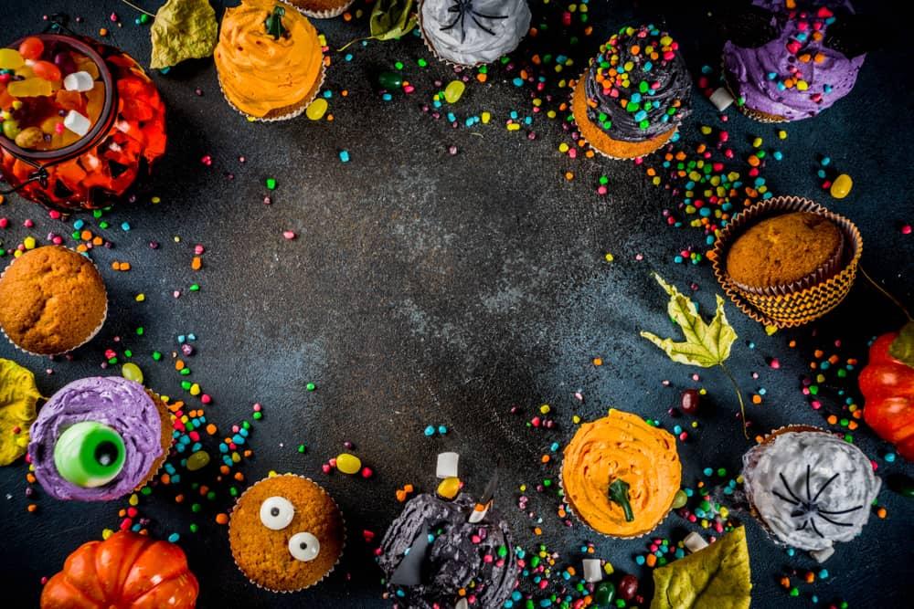 Tips voor originele en eenvoudige Halloween traktaties en hapjes om uit te delen tijdens trick or treat. - Mamaliefde.nl