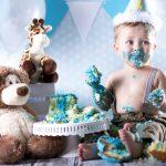 Tips voor cake smash fotoshoot met zelf taart maken, outfit en meer - Mamaliefde.nl