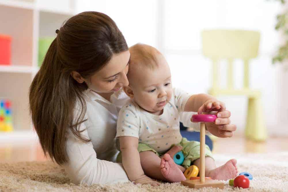 Samen met je kind & baby spelen - Mamaliefde.nl