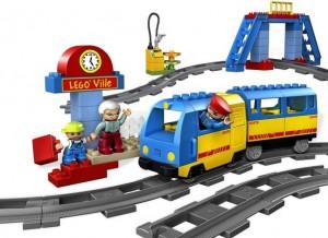 #mylegowishlist: Lego Duplo mijn eerste treinset - Mamaliefde