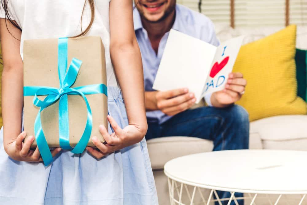 Cadeau Knutselen Maken Voor Jarige Papa Mamaliefde