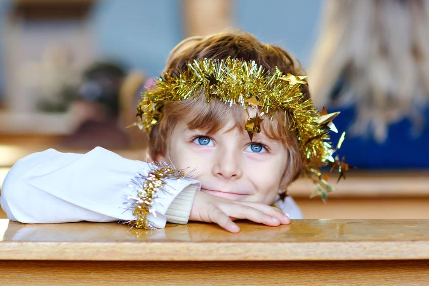 Kerstavond met kinderen in de kerk; ideeën kerstviering- Mamaliefde.nl