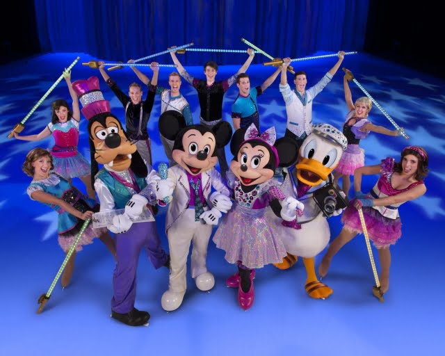 Disney On Ice Presents Magical Ice Festival Mamaliefde