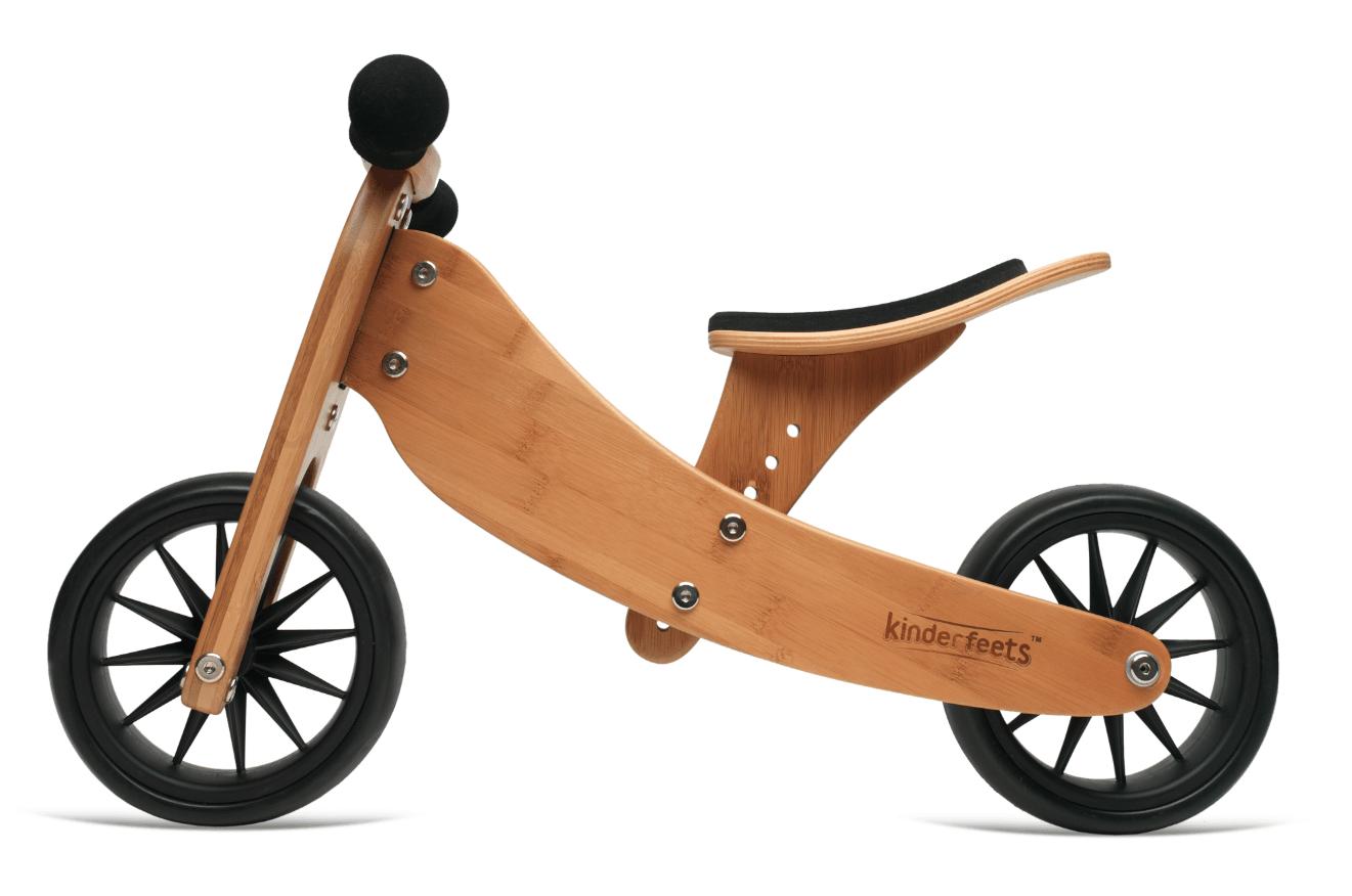 Kinderfeets houten loopfiets voor peuters; review & ervaringen - Mamaliefde.nl