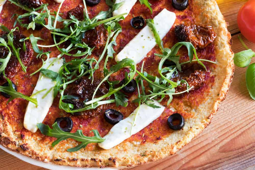 Recept; Glutenvrije bloemkoolpizza - Mamaliefde.nl