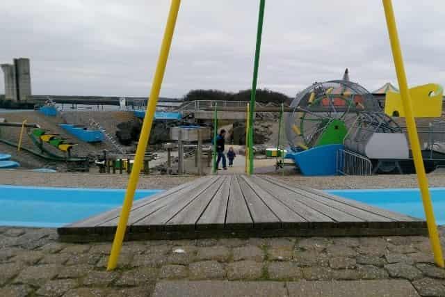 Dagje uit Neeltje Jans deltapark - Mamaliefde