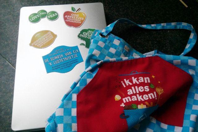 Opperdepop Kookboek AH voor kinderen - Mamaliefde.nl