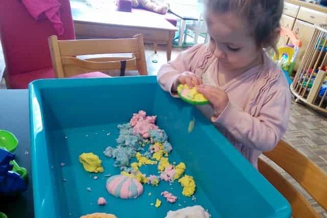 Review: Angel sand trendy speelgoed - Mamaliefde