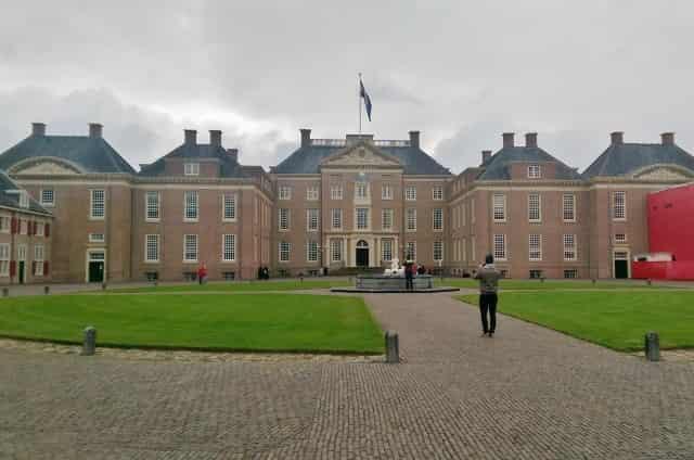 Dagje uit paleis 't Loo Apeldoorn - Mamaliefde