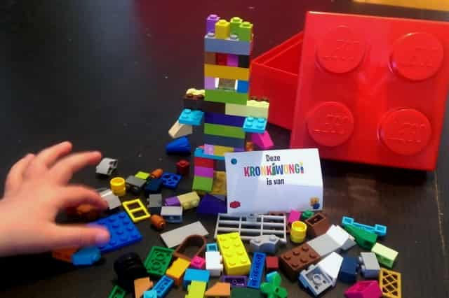 Kronkiwongi lego - Mamaliefde