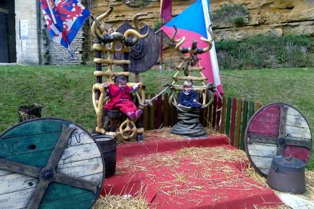 XXe Middeleeuws Festival Sedan - Mamaliefde