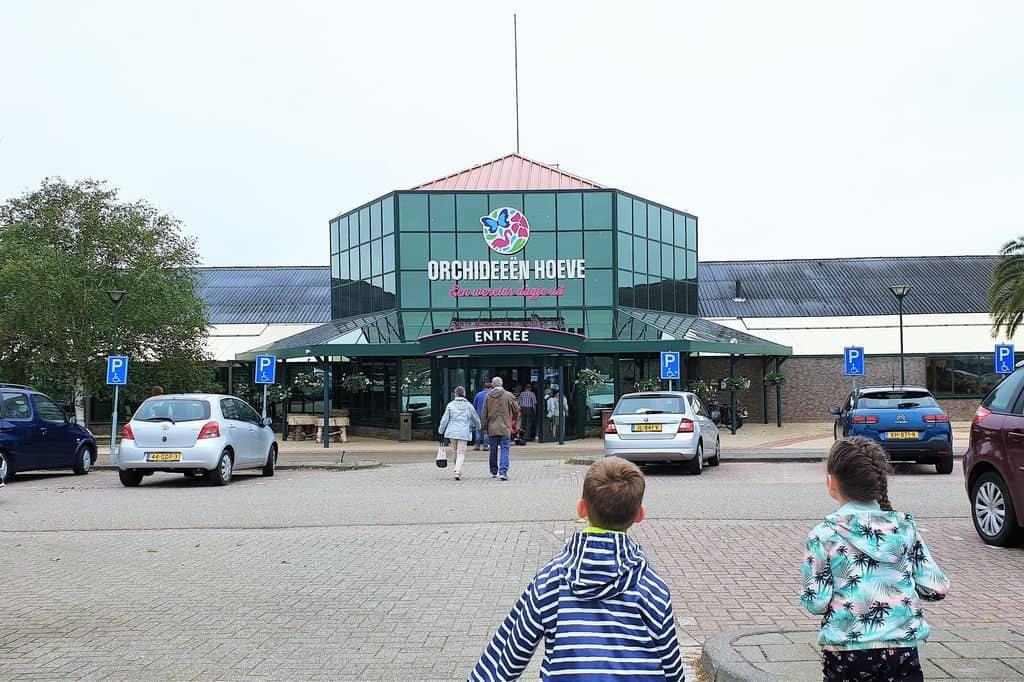 Orchideeënhoeve; dagje uit met kinderen in Flevoland met tips voor korting. - Mamaliefde.nl