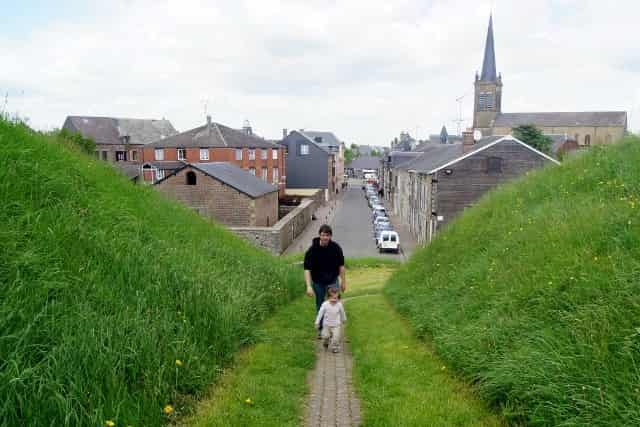 Fortenroute Franse Ardennen - Mamaliefde