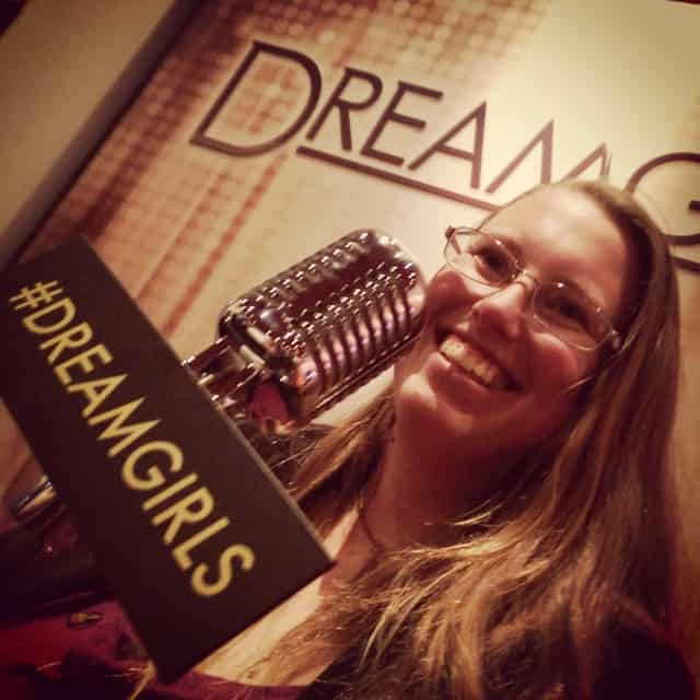 Social media premiere dreamgirls - Mamaliefde