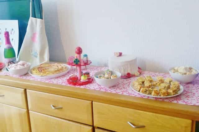 DIY: Sweet table - Mamaliefde
