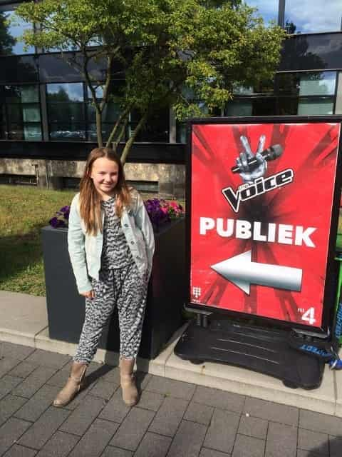 The Voice Kids: Blind Auditions - Mamaliefde