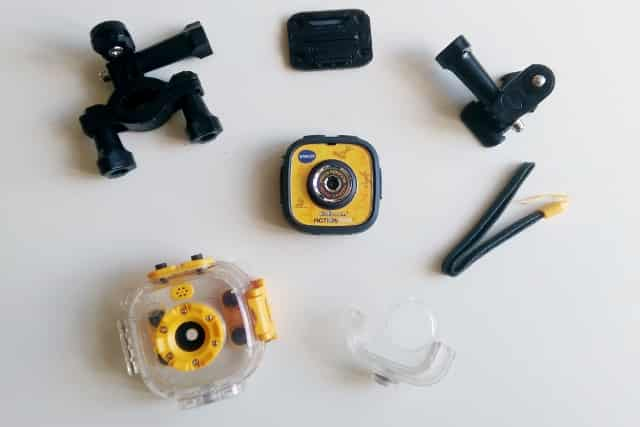 Review: VTech Kidizoom Action Cam - Mamaliefde.nl