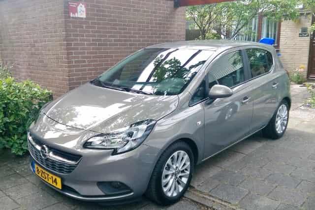 Review: Week in nieuwe Opel Corsa - Mamaliefde