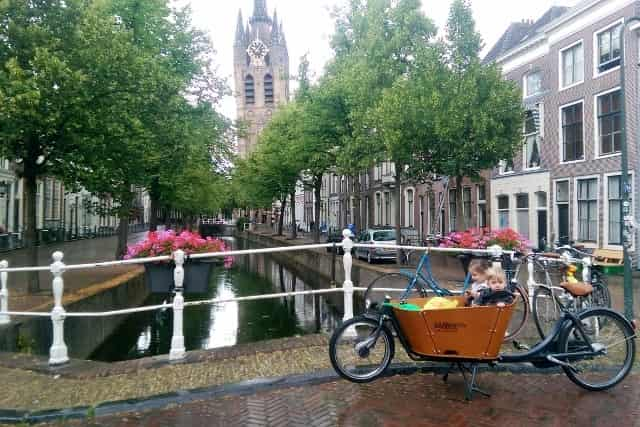 Review: Babboe CIty Tour bakfiets - Mamaliefde