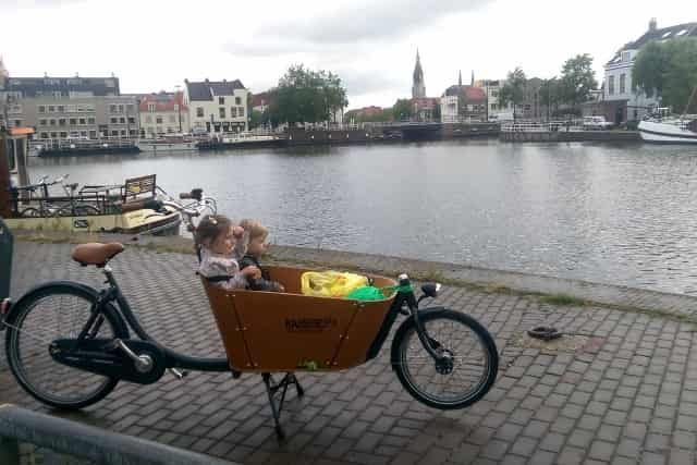 Review: Babboe City bakfiets ervaringen - Mamaliefde.nl