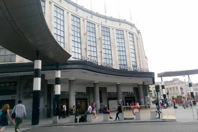 Stedentrip Brussel- Centraal Station - Mamaliefde