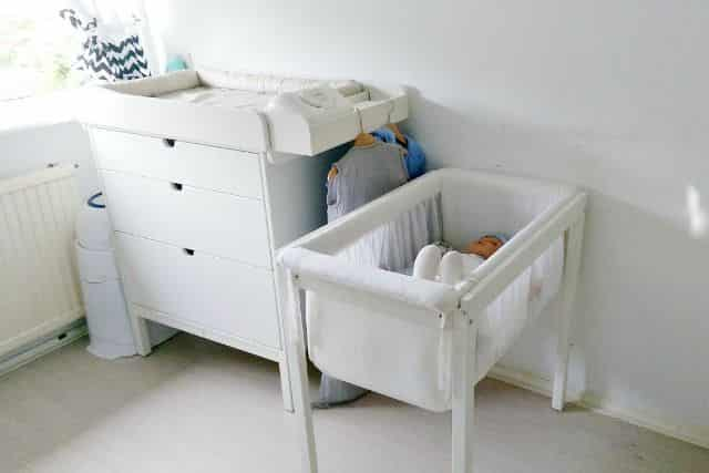 Stokke home babykamer mamaliefde - Babykamer kleine ruimte ...